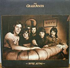 2 GRASS ROOTS -- VINYL ALBUMS