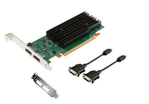 PNY NVidia Quadro NVS 295 256MB DDR3 Video Graphics Card PCI E VCQ295NVS-X16-DVI