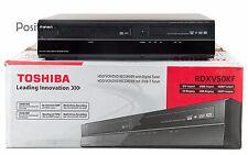 Toshiba rd-xv50kf - VHS-DVD -/HDD-grabador de vídeo grabadora/dispositivo combinado