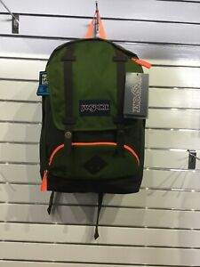 Jansport Cortland Pesto Green Backpack