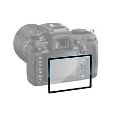 Tempered Glass LCD Protector for Nikon D5100