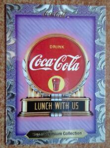 ORIGINAL CARD U.S.A*SUPER PREMIUM COCA COLA COLLECTION*N.38*-NEW,PERFECT-N.639