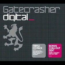 Various Artists : Gatecrasher Digital CD