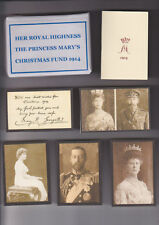 REPRODUCTION PRINCESS MARY 1914  NURSES (CHOCOLATE) XMAS TIN SET