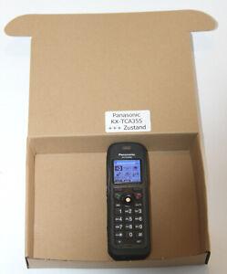 ► Panasonic KX-TCA355 +++ ZUSTAND◄ mit Gürtelclip  Rechnung, MWST ausgewiesen