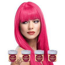 La Riche Directions Pink Flamingo Semi-Permanent Colour Hair Dye Kit 4 Pack 88ml