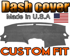 Fits 2007-2012 NISSAN ALTIMA DASH COVER MAT DASHBOARD PAD /  CHARCOAL GREY