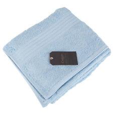 Asciugamani blu per il bagno 100% Cotone