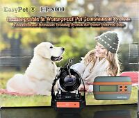 In-ground/underground Pet Containment Electronic Fence with Wireless Dog Collar