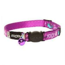 Rogz FancyCat Safeloc Collar - Lovebirds