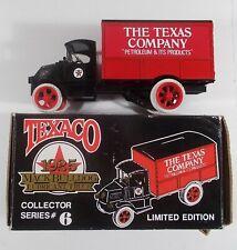 Ertl 1925 Texaco Mack Bulldog Lubricant Truck Bank
