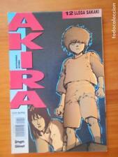 AKIRA - Nº 12 - LLEGA SAKAKI - KATSUHIRO OTOMO - GLENAT (7N)