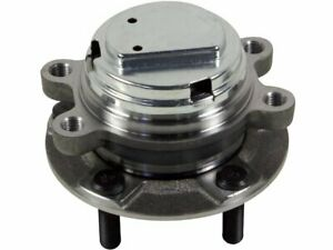 Front GMB Wheel Hub Assembly fits Infiniti M37 2011-2013 RWD 66QGHH