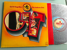 LP ITALY 1973   The Jackson 5 ‎– Get It Together -  Michael