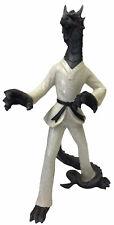 Dragon In Karate Gi Uniform In A Martial Arts Stance Figurine 900g H32cm x W19cm