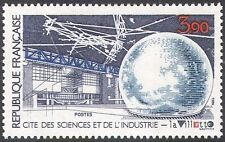 France 1986 Science/Industry/Buildings/Museum/Architecture 1v (n32034)