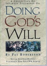 A Collection of Intimate Teachings on Doing God's Will Pat Robertson Cassette