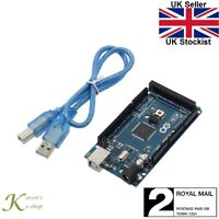 Arduino Mega 2560 R3 ATMega2560-16AU 16U2 Compatible Board with USB Cable