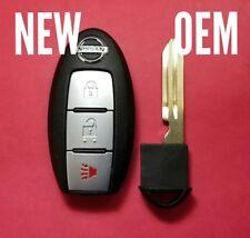NEW OEM Nissan Rogue Versa Pathfinder Smart Prox Key with chip 3B CWTWBU729