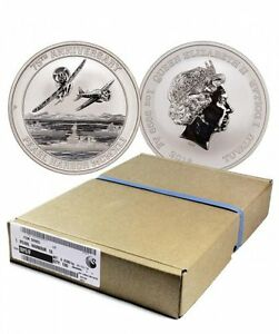 2016-P $1 Pearl Harbor 75th Anniversary Perth Mint 1 oz. .9999 Silver Coin
