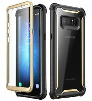 For Samsung Galaxy Note 8 i-Blason Shockproof Protective Hybrid Phone Case Cover