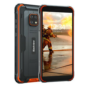 Teléfono Móvil Resistente Blackview BV4900 Pro 4GB+64GB Doble SIM NFC Smartphone