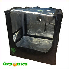 Grow Room Tent Greenroots Reflective Aluminum Interior Oxford Cloth Hydroponics