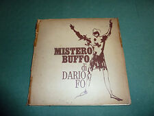 DARIO FO - MISTERO BUFFO