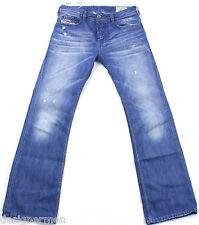 NEUF DIESEL Zatiny 008MX Jeans 27X30 8MX Regular-Bootcut Fit
