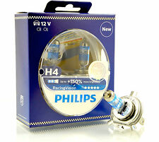 PHILIPS h4 RACING racingvision VISION +150% X-TREME 2 St. 12342rvs2 +++ Top +++