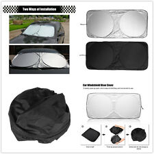 Car Auto Front Windows SunShield Windshield Cover UV Visor Shade Car Protection