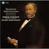 Henri Vieuxtemps - Vieuxtemps: Violin Concertos Nos. 4 in D minor & 5 in A mi...