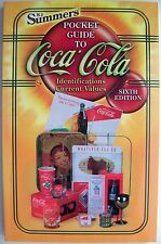 NEW COKE Coca-Cola Soda $$$ Price Value Guide Collector's Book Last One Print