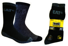 Chaussettes Caterpillar Thermo hiver lot de 2 collection pro pointure 41/45
