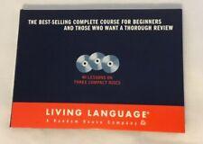 Living Language Complete Spanish The Basics.