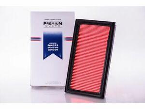 Pronto Standard Air Filter Air Filter fits Infiniti M30 1990-1992 3.0L V6 25FDXB