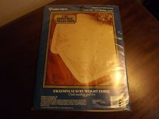 Vintage Vogart Crafts Heritage Collection Four Placemats to Embroidery Unopened