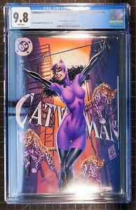Catwoman 80th Anniversary 100-Page Super Spectacular #1 CGC 9.8 Campbell D Cover