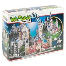 Wrebbit 3D Puzzles : Neuschwanstein Castle, Germany Foam Puzzle - 890 Pcs
