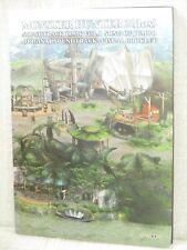 MONSTER HUNTER 2 Dos Soundtrack Book w/CD Art Illustration CP12*