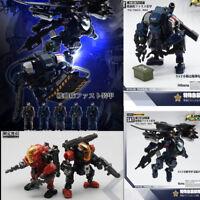MFT Lost Planet Special Assault MS-SAT04 SAT05 DA08 Powered Suit Transformaction