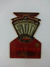 1997 Indianapolis 500 Firestone The Legend Collector Sponsors Lapel Pin