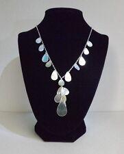 (Dscf5871) Silver-Look Necklace