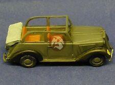 "Peddinghaus 1/48 Opel Olympia ""Stabswagen"" Model 1937 Cabriolet Staff Car 1483"