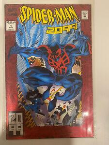 Spider-Man 2099 Comic #1