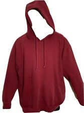 Russell Athletic | Pro Cotton Heavy Duty Hoodie | Burgundy (Big & Tall: 4XT)