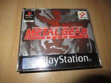 Videojuegos de acción, aventura Metal Gear Solid Sony PlayStation 1