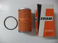 FRAM CH813PL REPLACEABLE OIL FILTER FORD 592E,BM VOLVO,MASSEY-FERGUSON,PERKINS