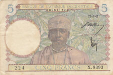 Other African Paper Money