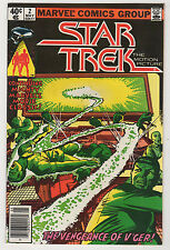Star Trek the Motion Picture #2 (May 1980, Marvel) FN to VF LOT (7) V'GER Movie